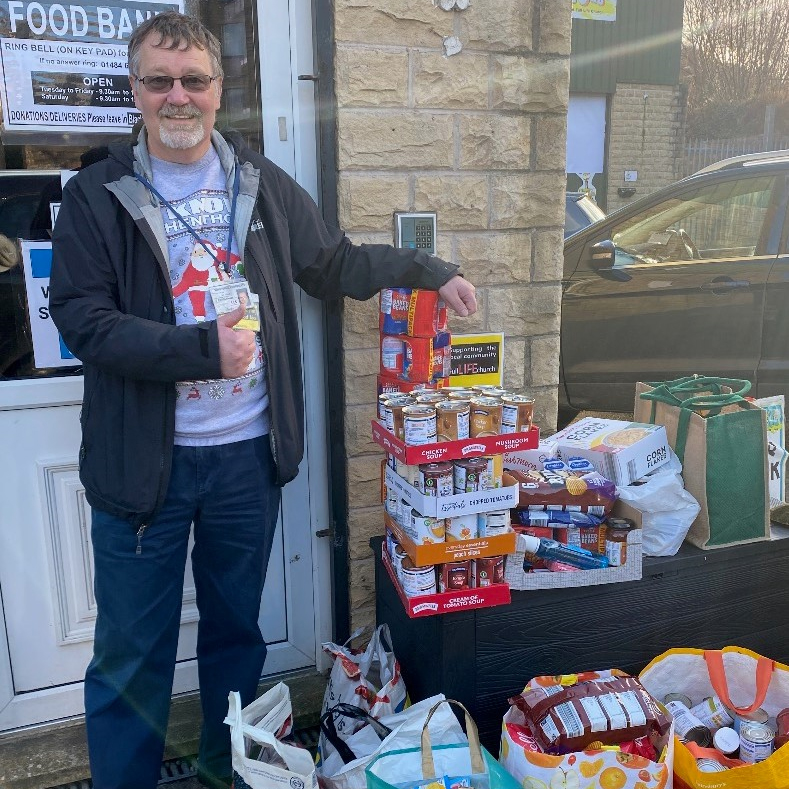 CSC Food Bank Appeal